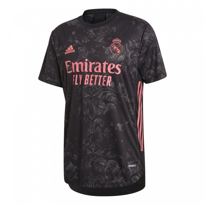 Maillot Real Madrid Third Authentique 2020-21 sur Footachat